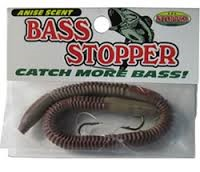 BASS STOPPER Fishing Tackle ANISE SCENT