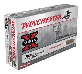 WINCHESTER Ammunition 300 WIN MAG 150 GRAIN