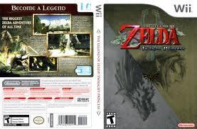 NINTENDO Nintendo Wii Game WII THE LEGEND OF ZELDA TWILIGHT PRINCESS