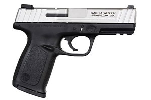 SMITH & WESSON Pistol SD 40 VE