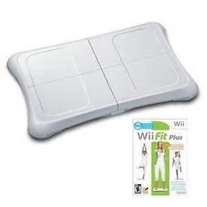 NINTENDO Nintendo Wii WII FIT PLUS W/ BALANCE BOARD
