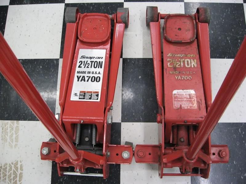 SNAP ON Shop Equipment YA700