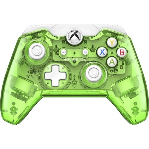 ROCK CANDY Video Game Accessory 048-012 GREEN