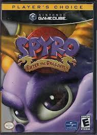 NINTENDO Nintendo GameCube Game SPYRO ENTER THE DRAGON