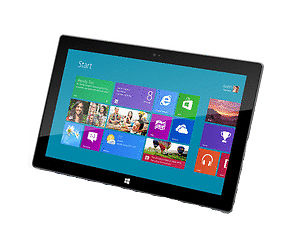 MICROSOFT Tablet SURFACE RT 32GB