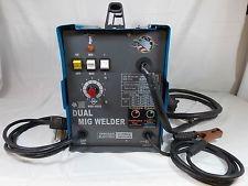 CHICAGO ELECTRIC Wire Feed Welder DUAL MIG WELDER