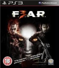 SONY Sony PlayStation 3 Game FEAR 3 PS3