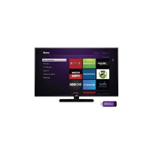 JVC Flat Panel Television EM55FTR