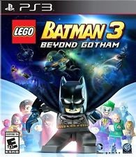 SONY Sony PlayStation 3 Game LEGO BATMAN 3 BEYOND GOTHAM PS3