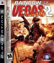 SONY Sony PlayStation 3 Game RAINBOW SIX VEGAS 2