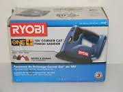 RYOBI Vibration Sander P400 SANDER