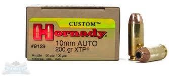 HORNADY Ammunition 10MM XTP