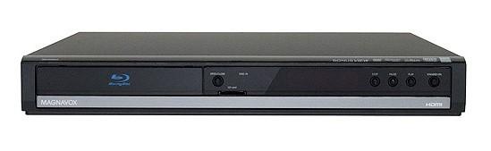 MAGNAVOX DVD Player NB530MGX