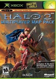 MICROSOFT Microsoft XBOX Game HALO 2 MULTIPLAYER MAP PACK