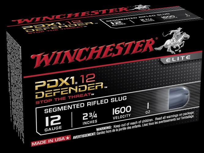 WINCHESTER Ammunition PDX1DEFENDER 12 GAUGE (S12PDX1S)