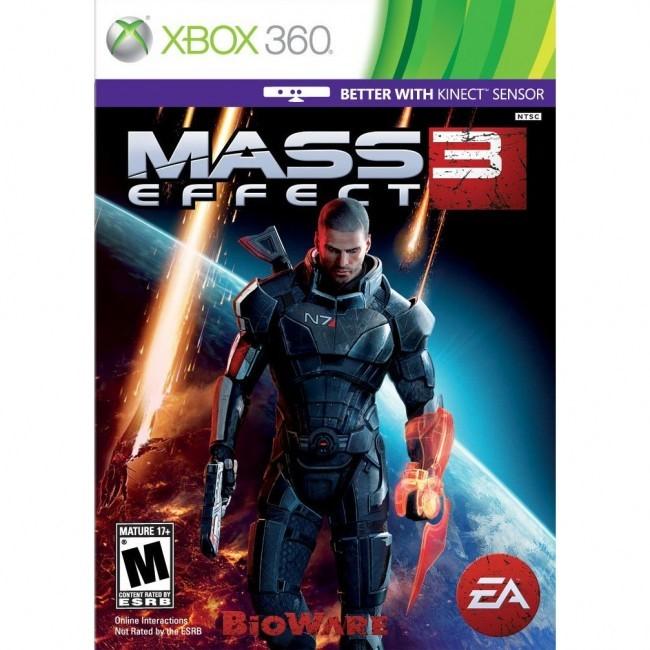 MICROSOFT Microsoft XBOX 360 Game XBOX 360 MASS EFFECT 3