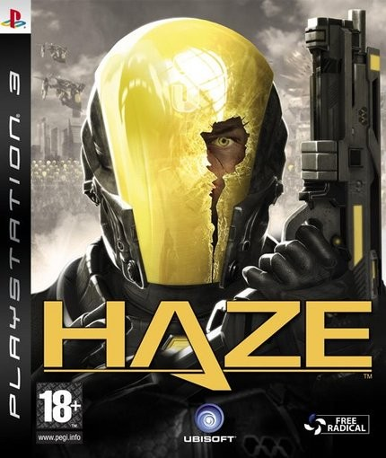 SONY Sony PlayStation 3 Game HAZE