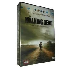 DVD BOX SET DVD THE WALKING DEAD SEASON 2