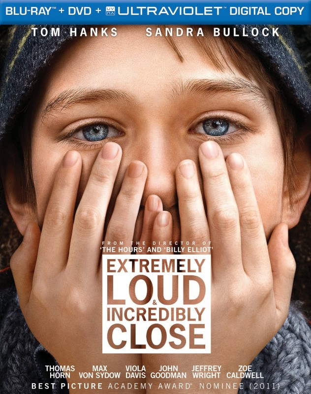 BLU-RAY MOVIE EXTREMELY LOUD AND INCREDIBLY CLOSE BLU-RAY + DVD