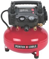 PORTER CABLE Air Compressor C2002 TYPE 9