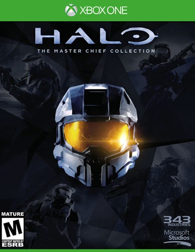 MICROSOFT Microsoft XBOX One Game XBOX ONE HALO THE MASTER CHEIF COLLECTION
