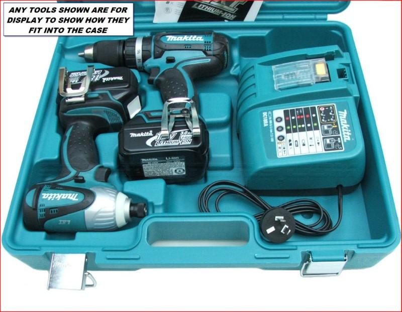 MAKITA Corded Drill BHP452/LXDT04