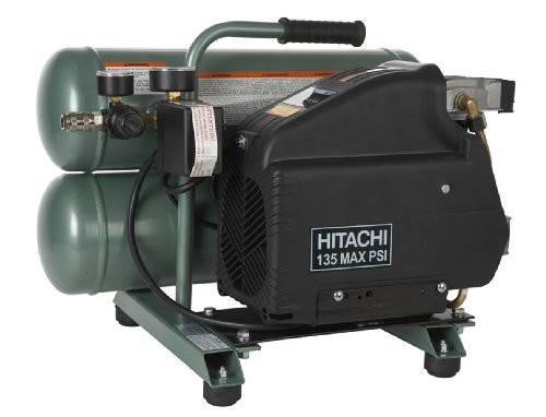 HITACHI Air Compressor EC 89