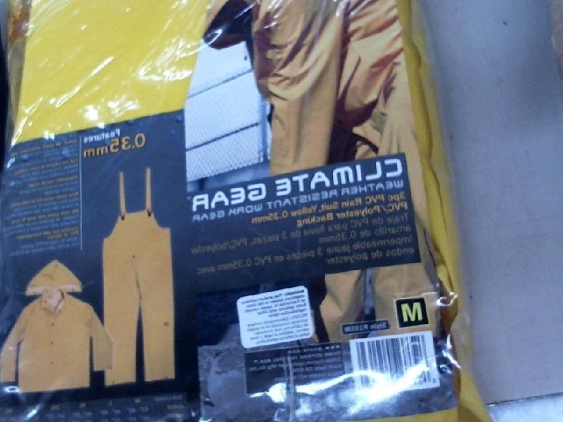 CLC Men's Clothing RAIN SUIT
