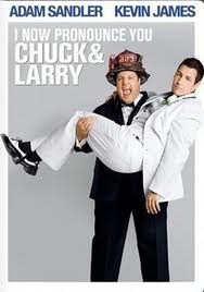 DVD MOVIE DVD I NOW PRONOUNCE YOU CHUCK AND LARRY