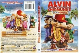 DVD MOVIE DVD ALVIN AND THE CHIPMUNKS CHIPWRECKED