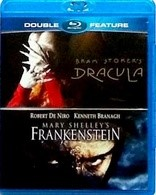 BLU-RAY MOVIE Blu-Ray DRACULA - FRANKENSTEIN : DOUBLE FEATURE