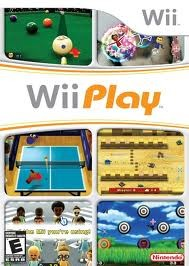 NINTENDO Nintendo Wii Game PLAY