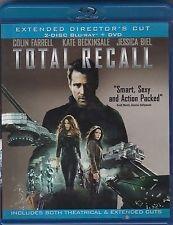 BLU-RAY MOVIE Blu-Ray TOTAL RECALL (2012)
