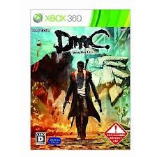 MICROSOFT Microsoft XBOX 360 DMC DEVIL MAY CRY