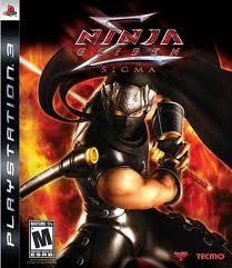 SONY Sony PlayStation 3 Game NINJA GAIDEN SIGMA