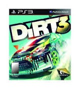 SONY Sony PlayStation 3 Game DIRT 3
