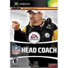 NFL Head Coach - Microsoft Xbox (2006) - Complete