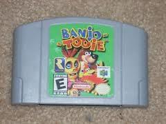 NINTENDO Nintendo 64 Game BANJO-TOOIE N64