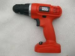 BLACK & DECKER Cordless Drill GC9600