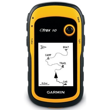 GARMIN GPS System ETREX 10