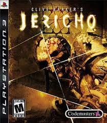 SONY Sony PlayStation 3 CLIVE BARKER'S JERICHO