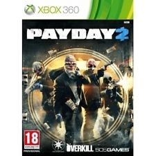 MICROSOFT Microsoft XBOX 360 Game PAY DAY 2