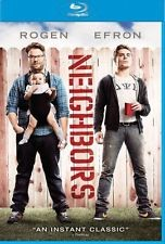 BLU-RAY MOVIE Blu-Ray NEIGHBORS