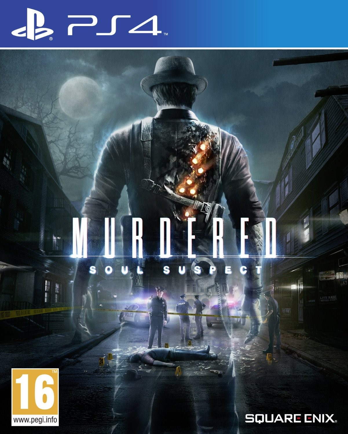 SONY Sony PlayStation 4 Game MURDERED: SOUL SUSPECT - PS4