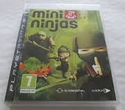 SONY Sony PlayStation 3 Game MINI NINJAS
