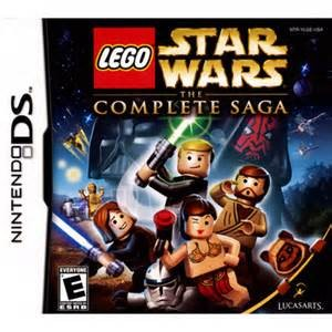 NINTENDO Nintendo DS Game LEGO STAR WARS-THE COMPLETE SAGA DS