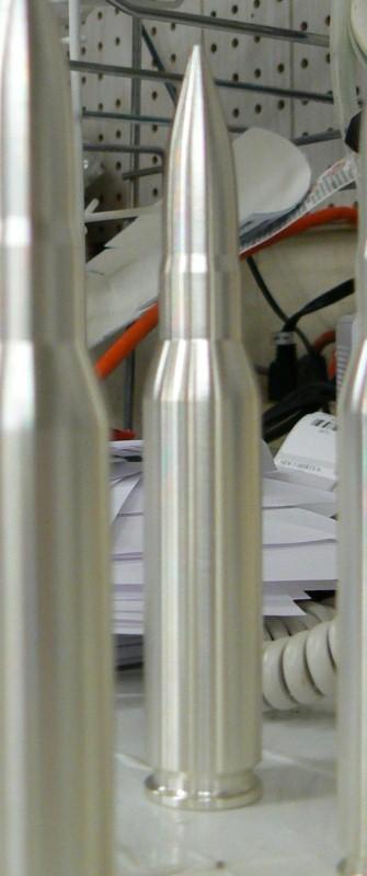 NTR METALS Silver Bullion 10 OZ. .999 SILVER BULLET