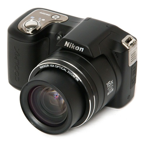 NIKON Digital Camera COOLPIX L100