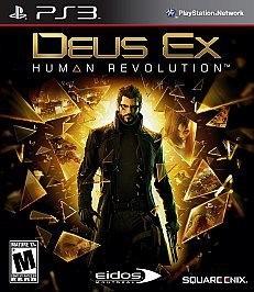SONY Sony PlayStation 3 DEUS EX HUMAN REVOLUTION