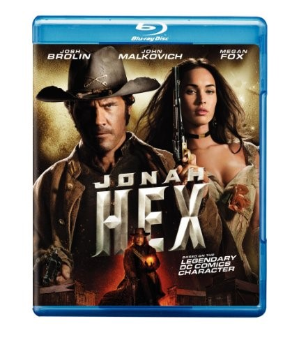 BLU-RAY MOVIE Blu-Ray JONAH HEX